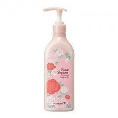 Rose Shower Perfume Body Milk
