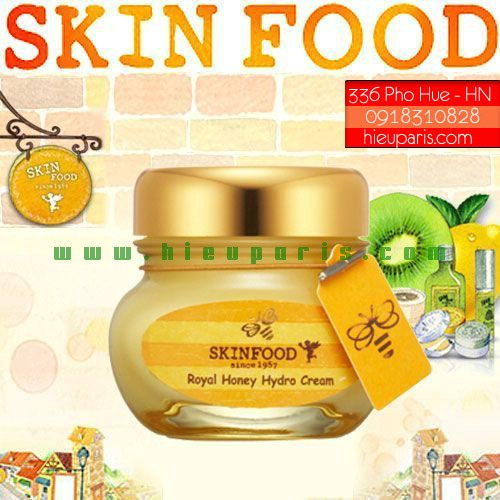 Royal Honey Hydro Cream