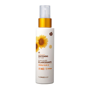Natural Sun Eco Whitening Mist Sun SPF40