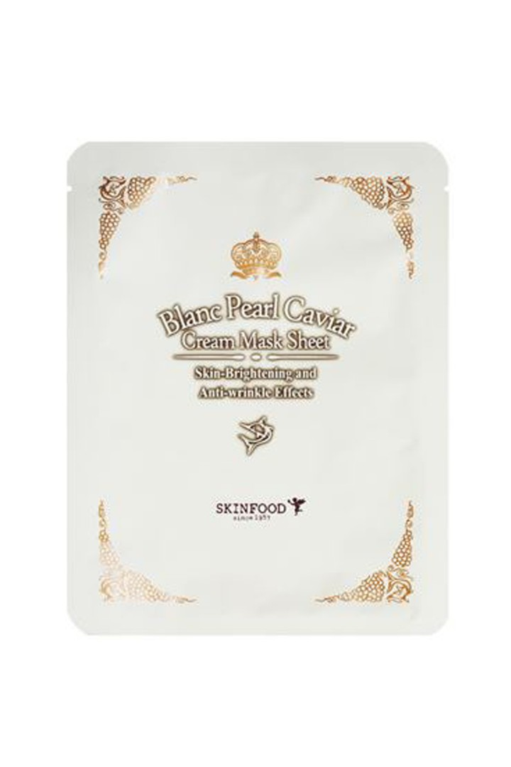 Blanc Pearl Caviar Cream Mask Sheet