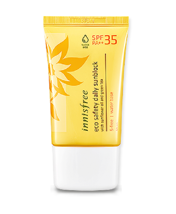 Eco Safety Daily Sun Block SPF35/PA++