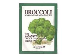 Everyday Broccoli Facial Mask Sheet