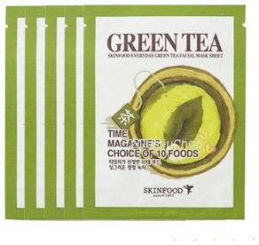 Everyday Green Tea Facial Mask Sheet