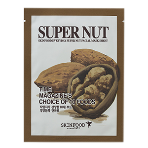 Everyday Super Nut Facial Mask Sheet