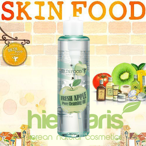 Fresh Apple Pore Cleansing Oil