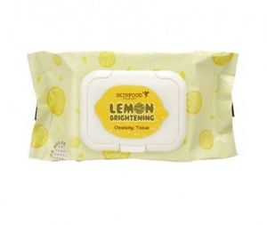 Lemon Brightening Cleansing Tissue