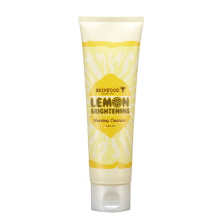Lemon Brightening Morning Cleanser