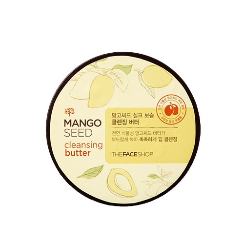 Mango Seed Cleansing Butter