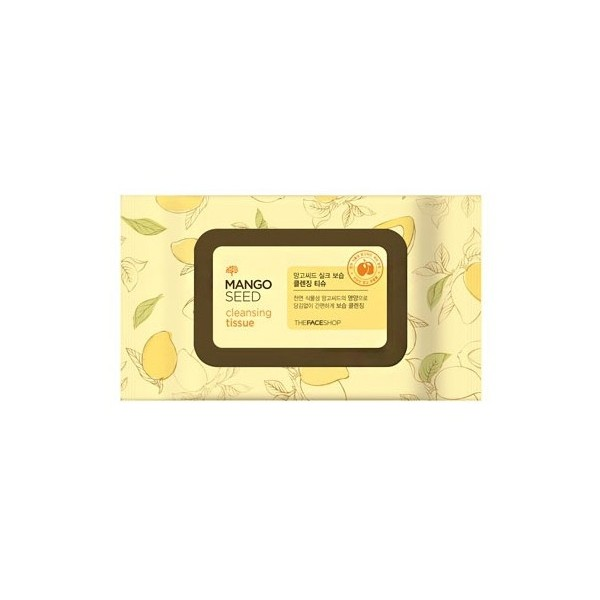 Mango Seed Cleansing Tissue