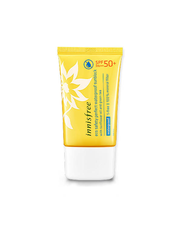 Mini Eco Safety Perfect waterproof Sunblock