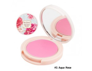 Rose Essence Soft Cream Blusher #5