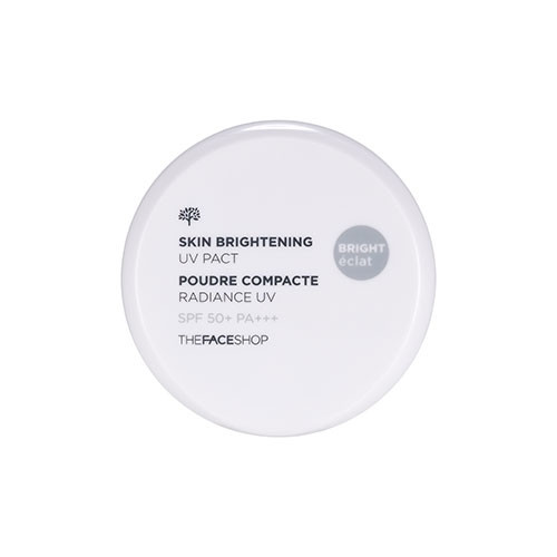 Skin Brightening UV Pact #V201