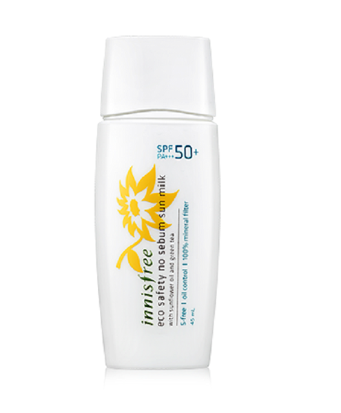 Eco Safety No Sebum Sun Milk