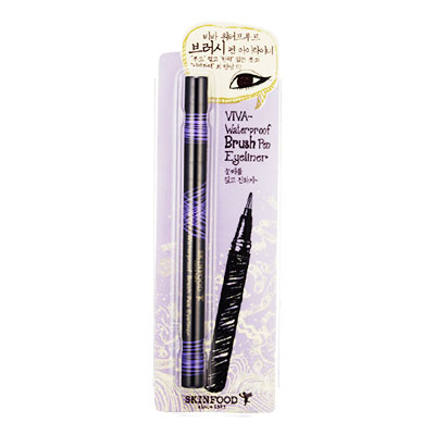 Viva Waterproof Brush Pen Eyeliner