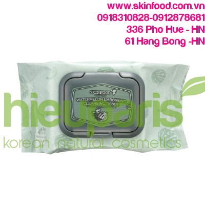 Watermelon Embossing Cleansing Tissue