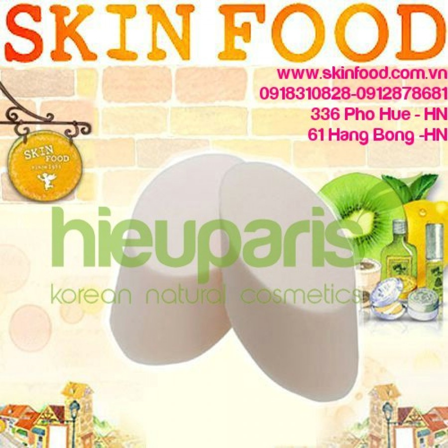 Skin Food NBR Angle Puff