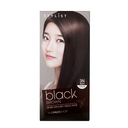 Stylis Hair Color Cream 3N