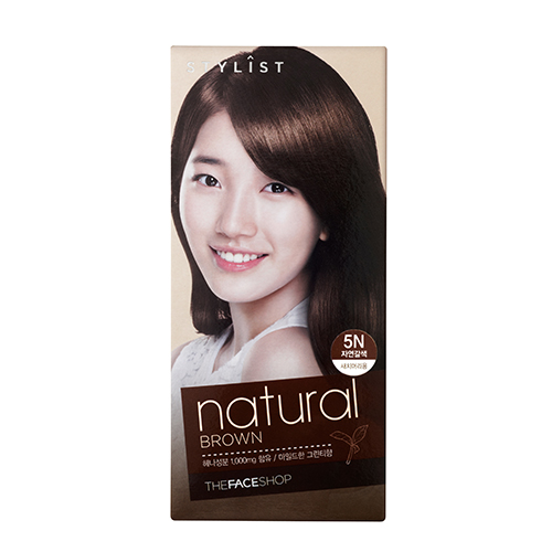 Stylis Hair Color Cream 5N