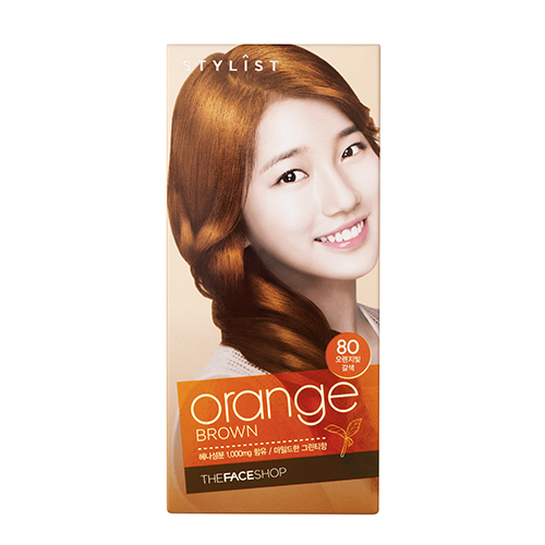 Stylis Hair Color Cream 8O