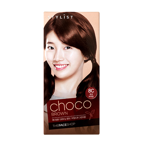 Stylis Hair Color Cream 8C