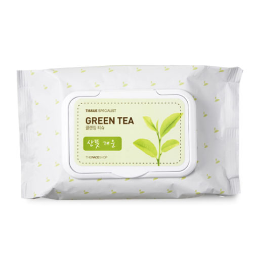 Tissue Specialist Green Tea