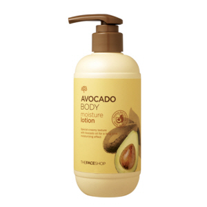 Avocado Body Moisture Cleanser