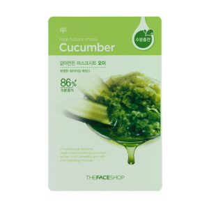 Real Nature Mask Cucumber