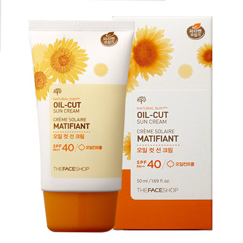 Nature Sun Oil Cut Sun Cream