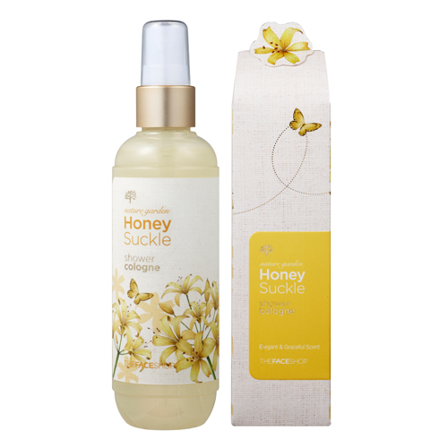 Honey Suckle Shower Cologne