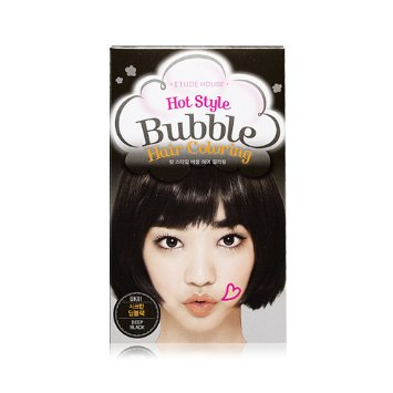 Hot Style Bubble Hair Coloring BK01