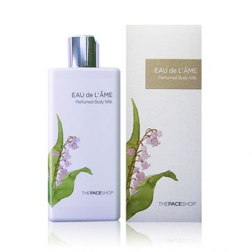 EAU de L'AME Body Milk
