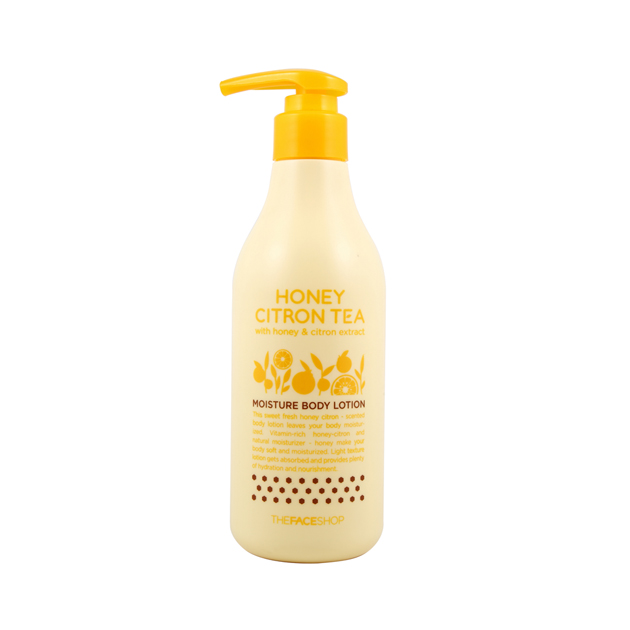 Honey Citron Tea Moisture Body Wash