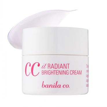 CC It Radiant Brightening Cream