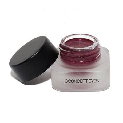 3 Concept Eyes Gel Eye Liner #Love