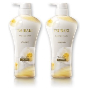Tsubaski Damage Care (Trắng Set 2)