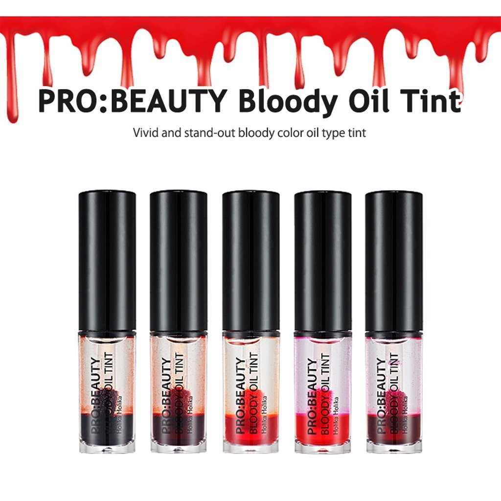 Pro: Beauty Bloody Oil Tint #RD801