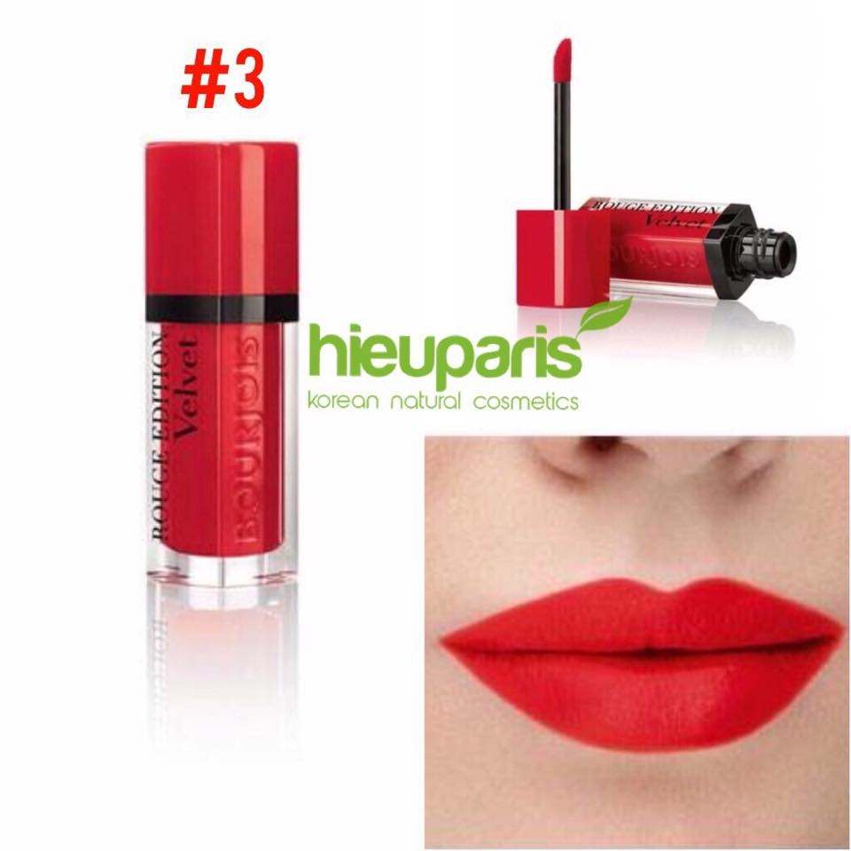 Bourjois Velvet #3 Hot Pepper