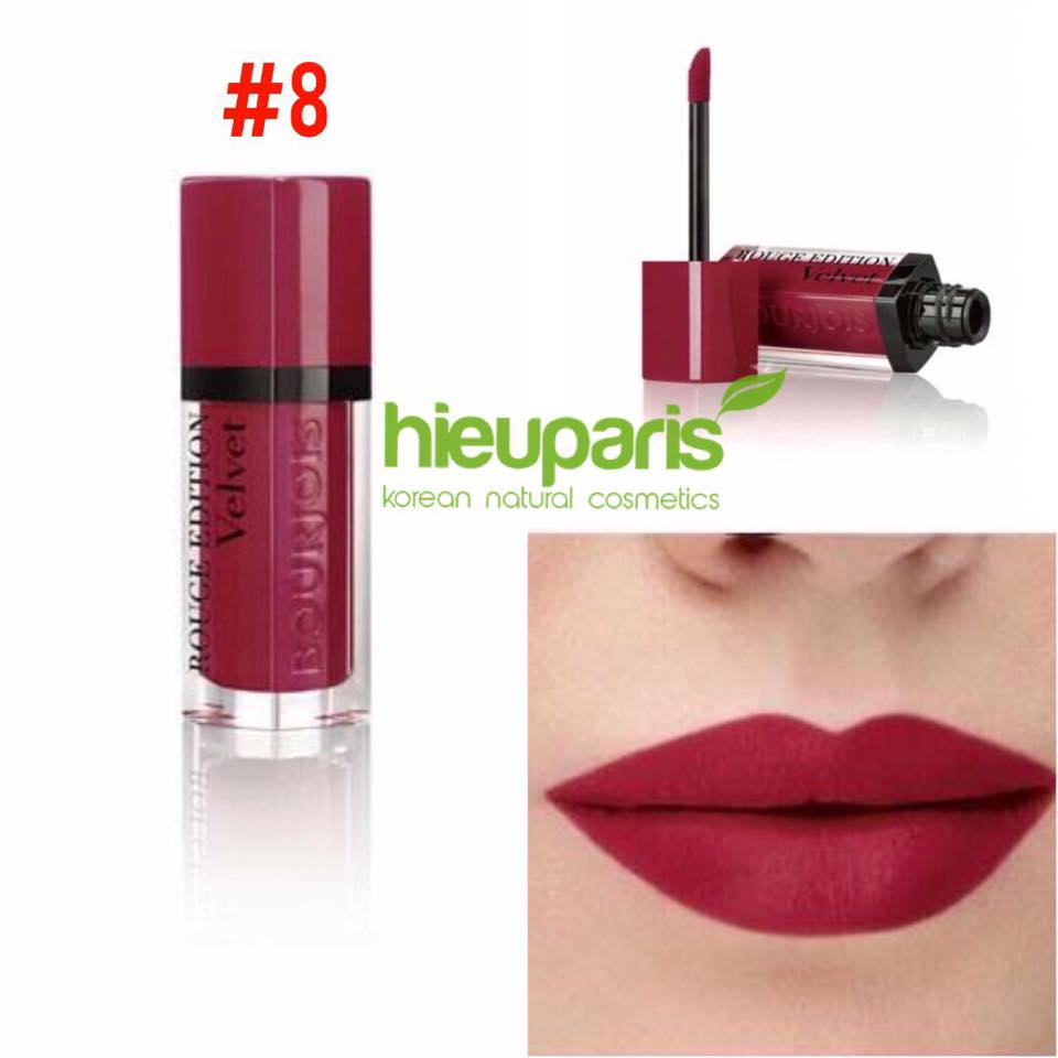 Bourjois Velvet #8 Grand Cru