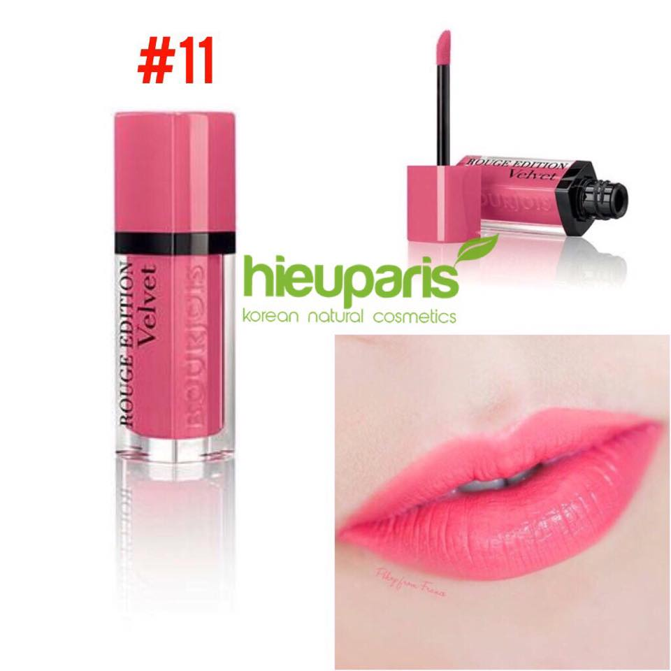 Bourjois Velvet #11 So Hap'pink