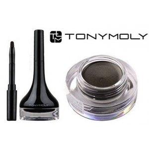 Backstage Gel Eyeliner #1 Black