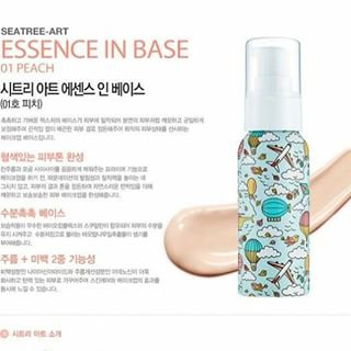 Seatree Art Essence In Base #Peach - 3