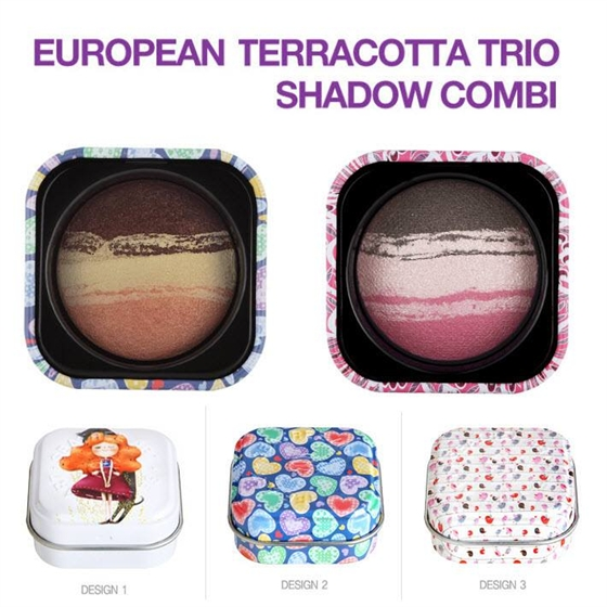Seatree Art Trio Shadow Combi #TT01 - Posh Violet - 3