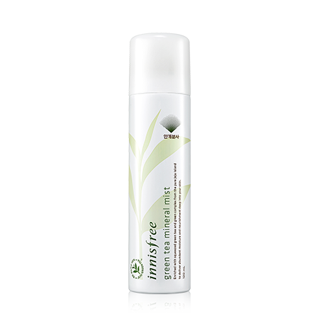 Green Tea Mineral Mist (Spray)