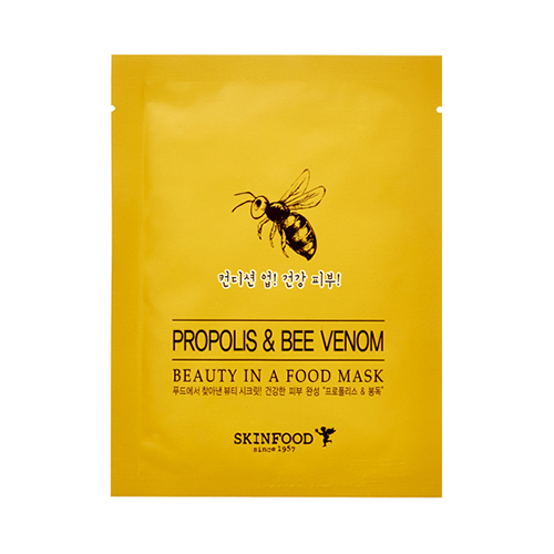 Beauty In A Food Mask #Propolis & Bee Venom