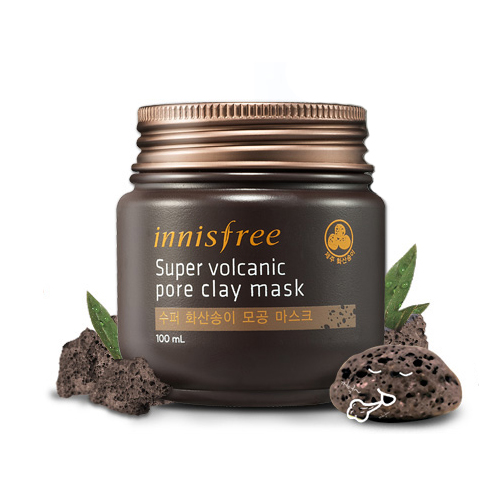 Super Volcanic Pore Clay Mask 100ml (V2)