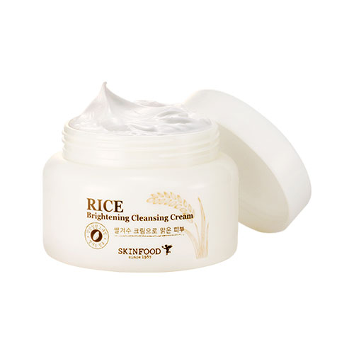 Rice Brightening Cleansing Cream