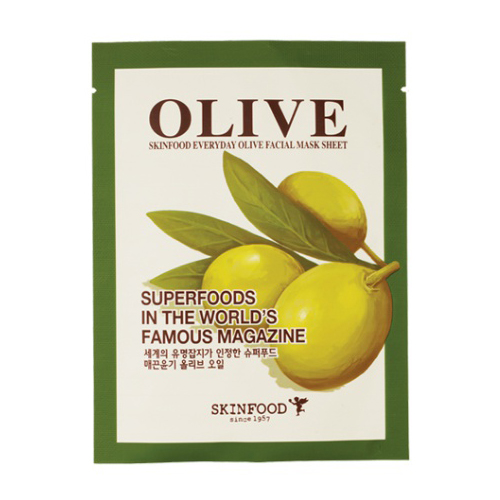 Skin Food Everyday Olive Facial Mask Sheet
