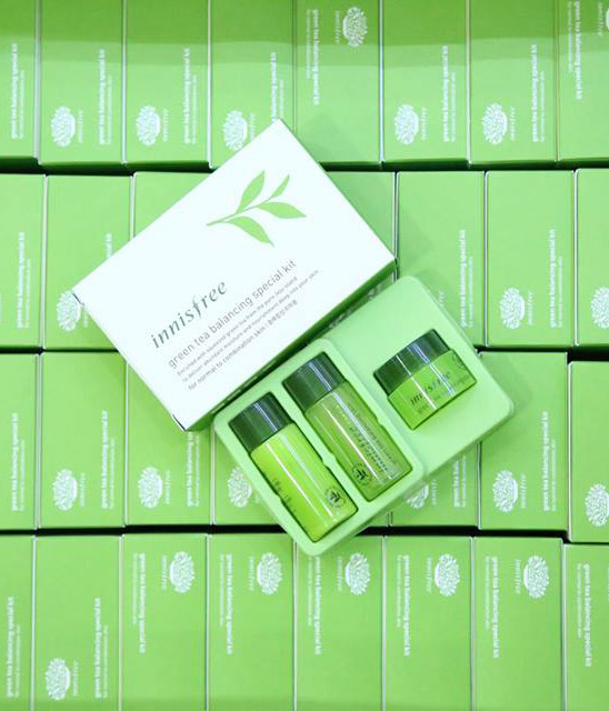 Green Tea Balancing Special Kit