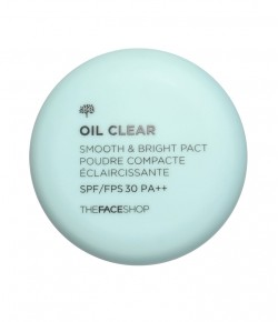 Oil Clear Smooth & Bright Pact #N203
