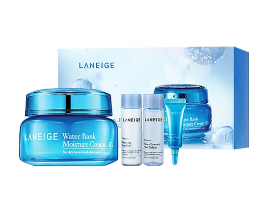 Water Bank Moisture Cream EX Set